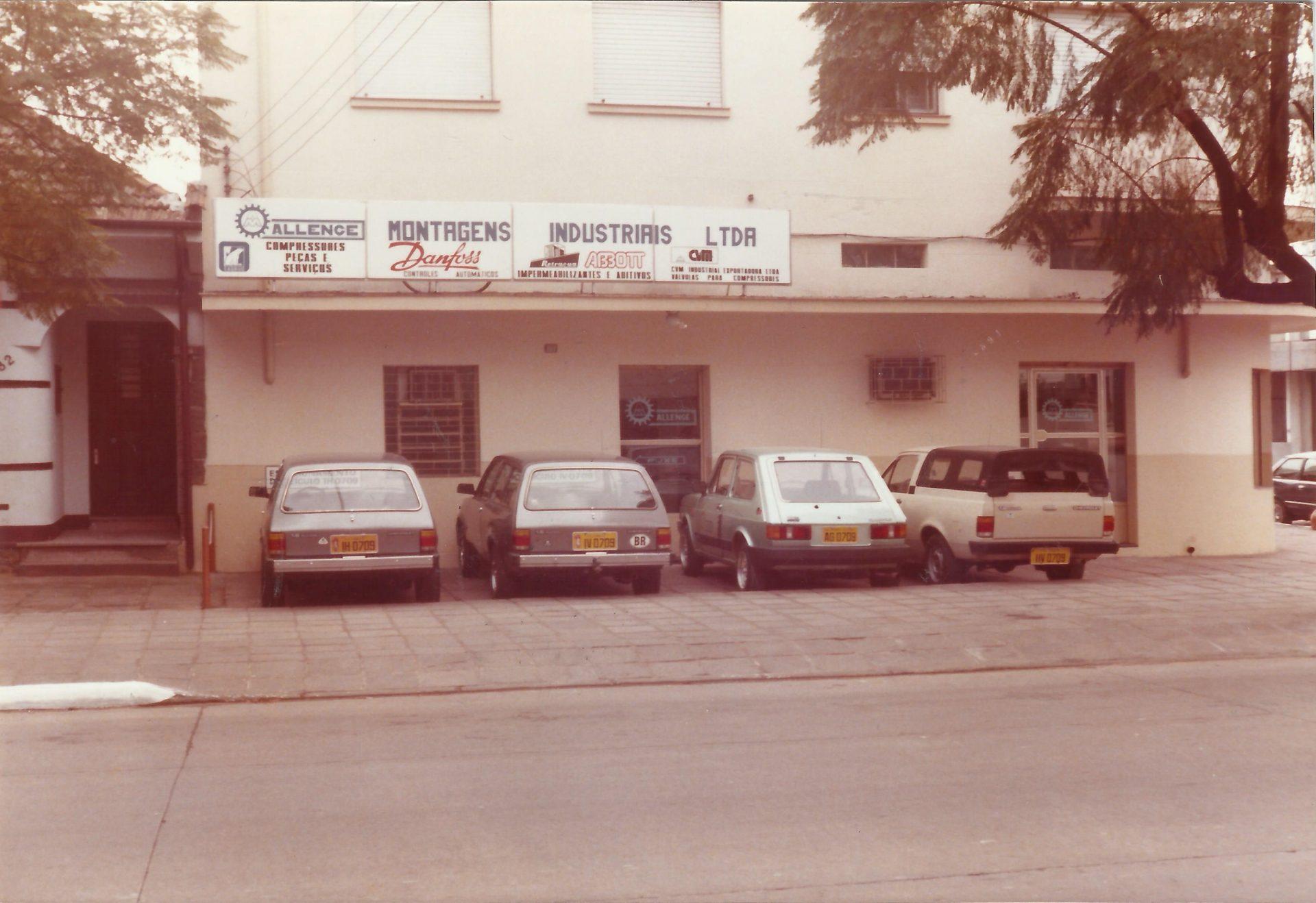 1982 - sede Brasil