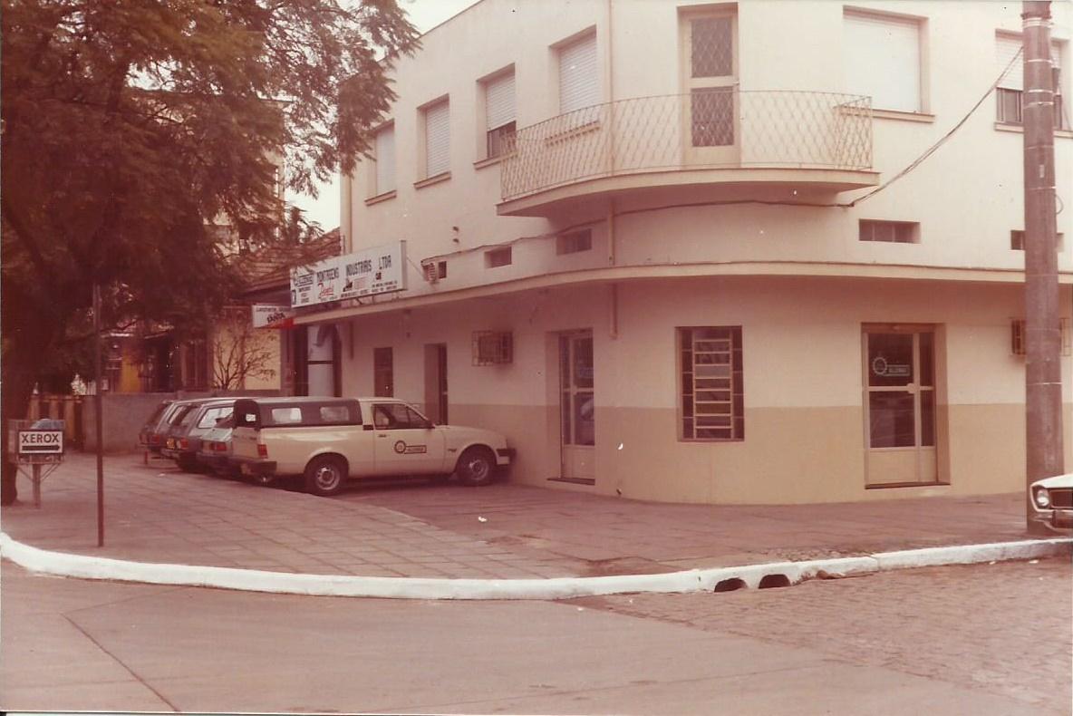 1982 - sede Brasil 2