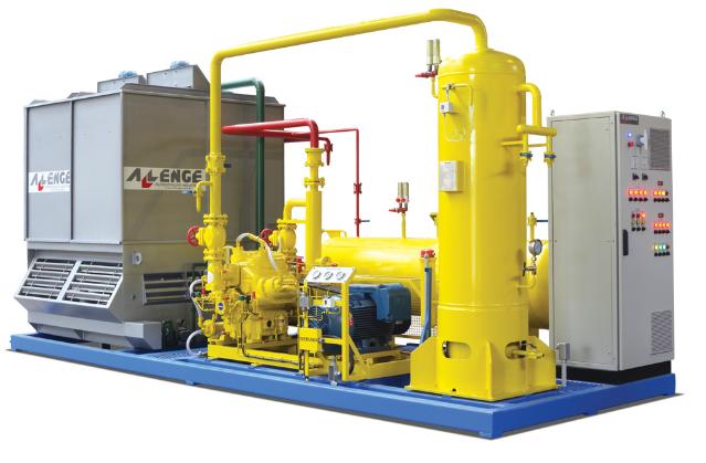 operação de transferencia de amonia